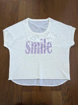 ディップドロップス Tシャツ 半袖 白 Mサイズ