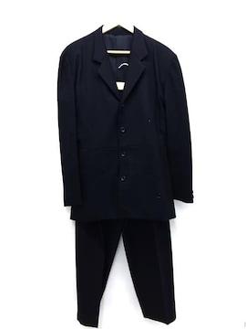 Ys(ワイズ)初期タグ 茶タグ ストライプ スーツセットアップスーツセットアップ