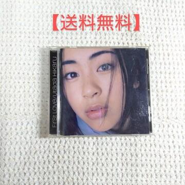 宇多田ヒカル First Love #EYCD #EY5686