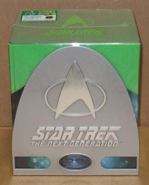新品 新スター・トレック大全集 DVD