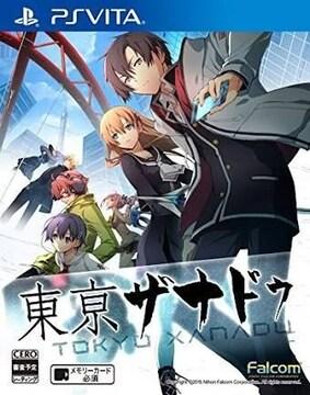 東京ザナドゥ☆都市型神話アクション即決です♪\(^^)/