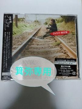 you2007年「LIFE」2nd初回盤◆14日迄の価格即決