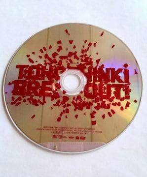 東方神起 JYJ DVD ブレイクアウト BREAK OUT ! 初回限定盤