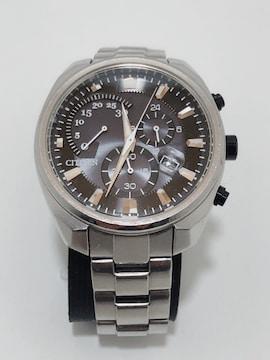 T189 シチズン エコドライブ メンズ 腕時計