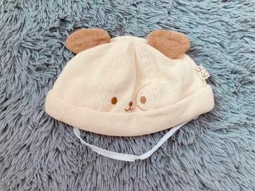 美品★ベビー帽子