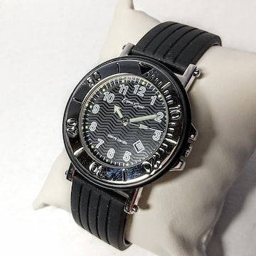 pierre cardin 腕時計 紳士用 (腕回り約16cm~20cmadjust)
