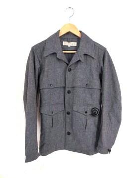 HAVERSACK(ハバーサック)ウールクルージングジャケットジャケット