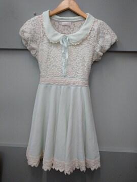 LIZ LISA☆マイメロコラボレースフレアワンピ