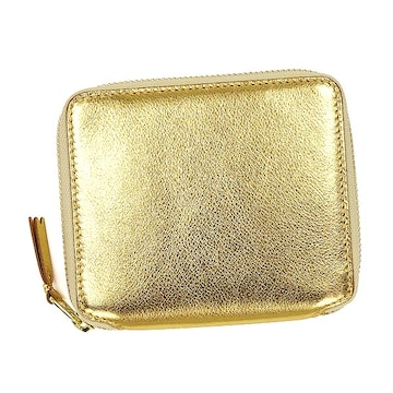 ★コムデギャルソン GOLD 2つ折財布(GO)『SA2100G』★新品本物★