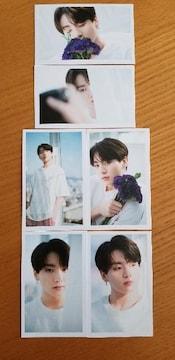 BTS  JUNG KOOK  カード �E  ジョングク
