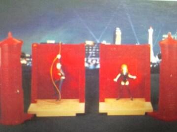 フィギュア[アニメ/非売品]ルパン三世 ルパンを照らせサーチライト 音声ジオラマ全2種
