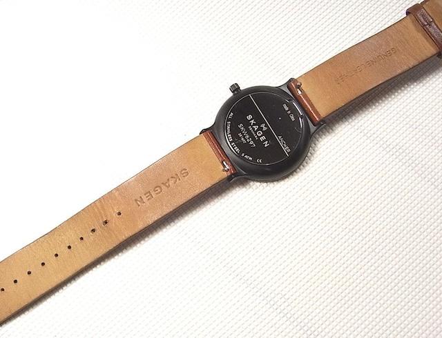 お買い得良品★正規SKAGEN スカーゲン 腕時計SKW6297