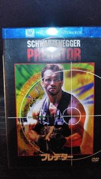 DVDソフト プレデター アーノルド・シュワルツェネッガー