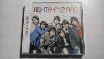 キスマイショップ限定盤◆Kis-My-Ft2[AAO]CD+DVD