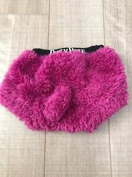 PARTYPARTYベビ着ぐるみ人気完売モコモコパンツ70〜80紫