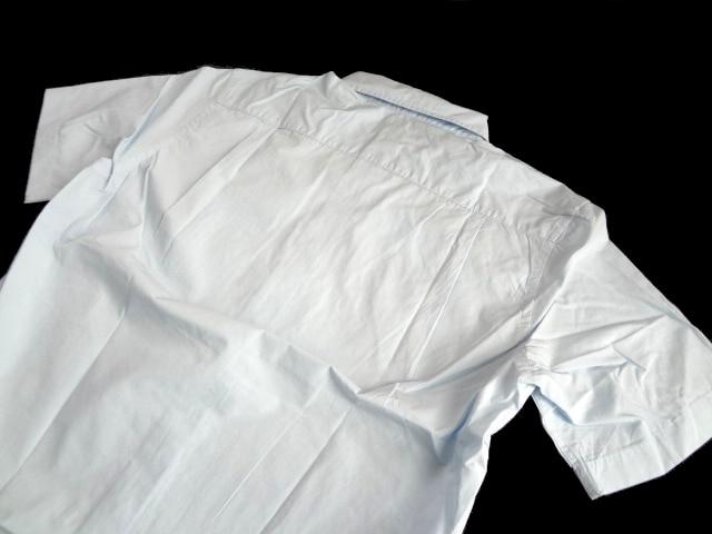 新品 定価1490円 GU ジーユー ブロード シャツ メンズ 紳士 < ブランドの