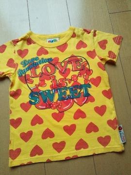 LoveRevolutionラブレボリューション110リボンTシャツ