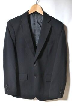 新品 GU ジーユー テーラードジャケット ブラック M メンズ 今季