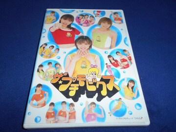 【DVD】プッチモニ ザ・プチモビクス