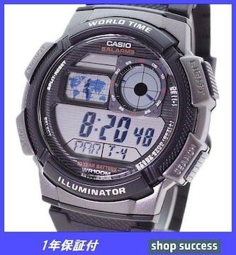 新品即買 チープカシオ/チプカシ腕時計 AE-1000W-1BV //00037315