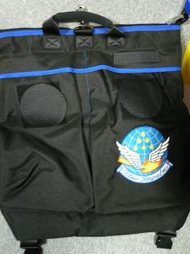 LAST ONE「ORCA航空自衛隊ブルーインパルスヘルメットバック」