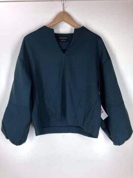 UNITED TOKYO(ユナイテッドトウキョウ)スキッパーストレッチカルゼTOPSシャツ・ブラウス