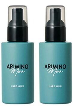 アリミノ メンハードミルク2つ&グリース1つ