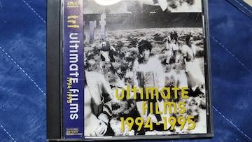 trf DVD ultimate films94-95
