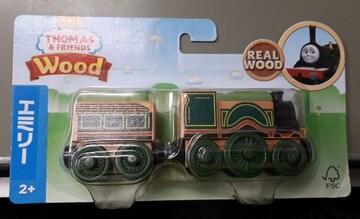 新品トーマス木製レールエミリー