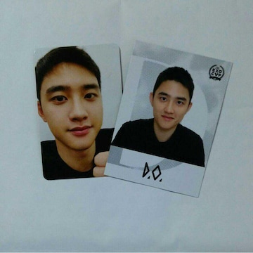 EXO CHANNEL EXO CUP JAPAN FC限定 トレカ D.O