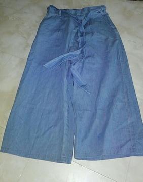薄手ズボン