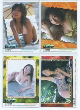 R『ヤングチャンピオントレカ』2005年4枚