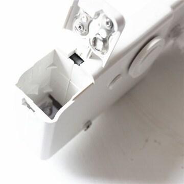 電動ミニミシン ポータブルタイプの携帯ミシン