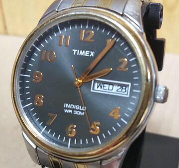 TIMEX タイメックス CR2016 CELL クォーツ 腕時計 ブラック