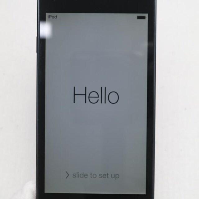 ●安心保証●超美品●iPod touch 第5世代 32GB ブラック● < 家電/AVの