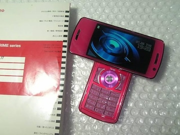 *N-01A/N01A*  ピンク☆*。.:*:・*  ◆ほぼ新品未使用品*