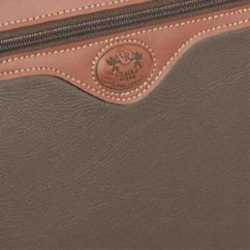 世界に誇る職人技☆セカンドバッグA4 36cm 国産 チョコ色