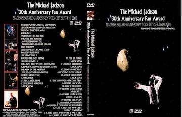 マイケルジャクソン 30TH ANNIVERSARY LIVE
