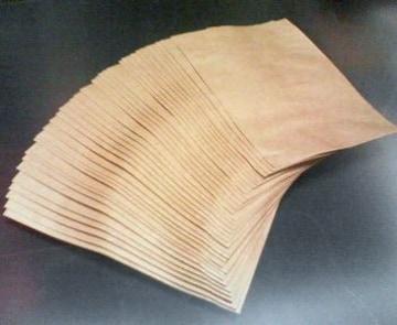 〈ミザラシムジ〉無地茶平袋36サイズ(400枚)未開封