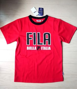 150★FILA★吸汗速乾き ★半袖Tシャツ★新品