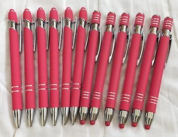 新品 ボールペン 12本組 企業サンプル品 2デザイン