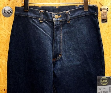 ◆廃盤◆リーLEE【40-50年代製スリムジーンズ】W77cm・股下86cm