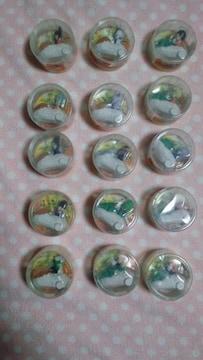 ドラゴンボール・改☆プルバックカー☆15個
