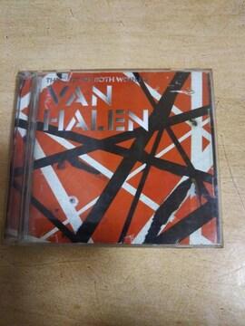 ★【CD】 VAN HALEN THE BEST BOTH WORLDS 2枚組 ヴァンヘイレン ベスト