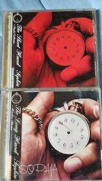 SOPHIA(ソフィア) ベスト盤2枚セット