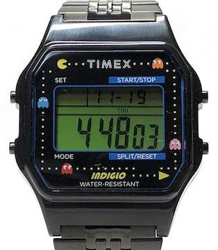 未使用タイメックスパックマン時計T80限定モデルタイメック