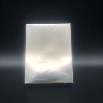 新品 未開封 ルナソル カラーリンググレイズ 01 ピンクフロウ