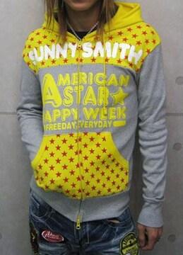 SunnySmith(サニースミス)アメリカンスターパーカー/M アメカジ