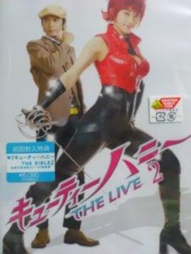 新品未開封〓キューティーハニーTHE LIVE 2 原幹恵