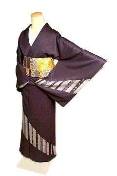 【最高級】新品同様 金糸 刺繍 絞り 吉祥花文 付下げ  T1895